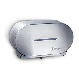 Mini Max 174 Stainless Steel Jumbo Bathroom Tissue Dispenser