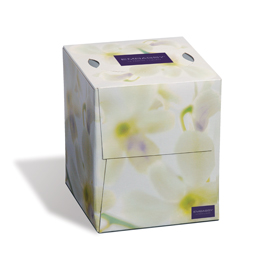 Embassy 174 2 Ply Cube Facial Tissue Kruger Products Away